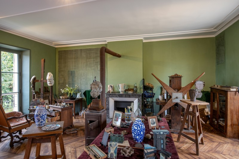 Atelier André Derain, Chambourcy