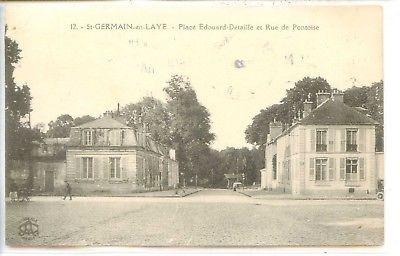 Place Détaille, Saint-Germain-en-Laye