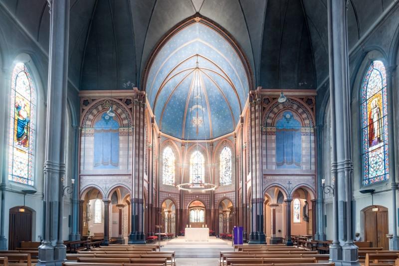 Visite et concert à l'Eglise Sainte Marguerite du Vésinet, OFFICE DE TOURISME DE SAINT GERMAIN BOUCLES DE SEINE