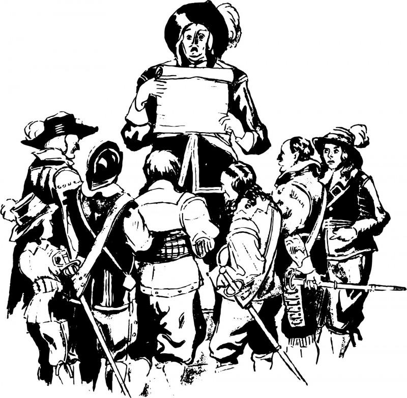 Conférence D'artagnan/Cyrano